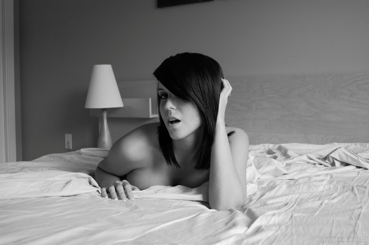 Черно-белое фото Bryci. Фото 10