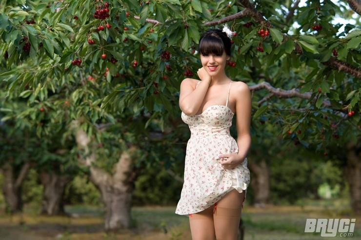 Брайси в вишневом саду. Фото 5
