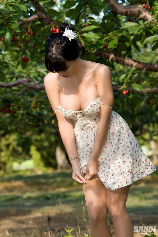 Брайси в вишневом саду. Фото 16